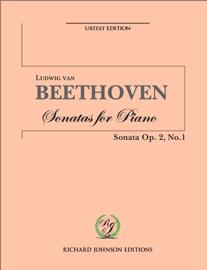 Beethoven Piano Sonata  Op 2 No 1