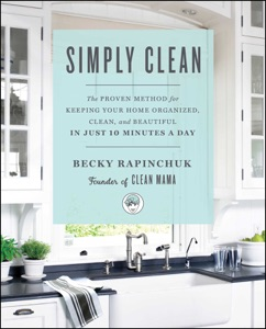 Simply Clean Book Cover