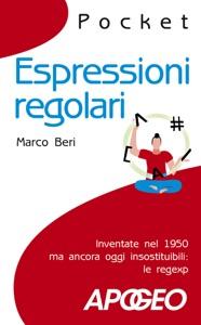 Espressioni Regolari Book Cover