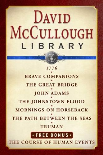 David McCullough - David McCullough Library eBook Box Set