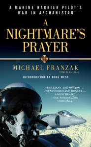 A Nightmare's Prayer Buch-Cover
