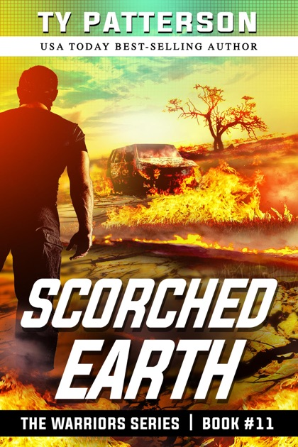Scorched earth by ty patterson on ibooks for Bureau 13 book series