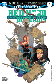 Red Hood and the Outlaws (2016-) #8 book