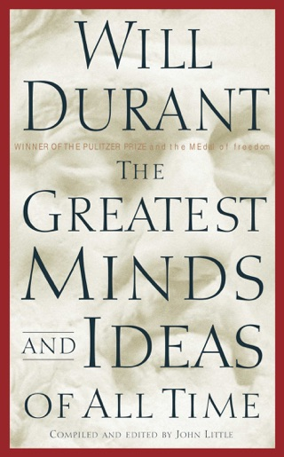 The Story Of Philosophy Will Durant Ebook
