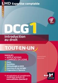 Dcg 1 Introduction Au Droit Manuel Et Applications 9e Dition Mill Sime 2015 2016