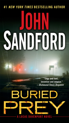 John Sandford - Buried Prey book
