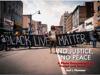 Joel I. Plummer - No Justice, No Peace  artwork