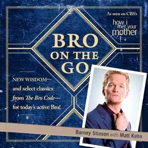 Bro on the Go Copertina del libro