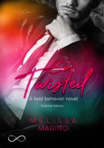 So Twisted Book Cover