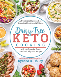 Dairy-Free Keto Cooking