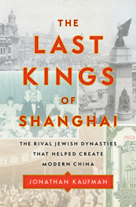 The Last Kings of Shanghai Copertina del libro