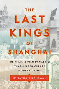The Last Kings of Shanghai Copertina del libro
