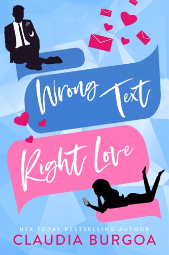 Wrong Text, Right Love Book