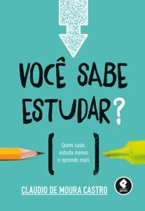 Você sabe estudar? Book Cover
