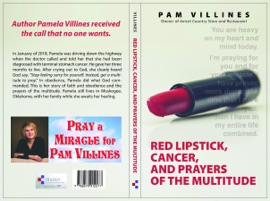 Red Lipstick Cancer And Prayers Of The Multitudes