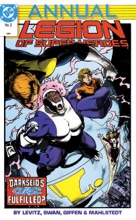 Legion Of Super-Heroes Annual (1985-) #2