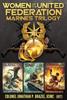 Jonathan P. Brazee - Women of the United Federation Marine Corps Trilogy artwork