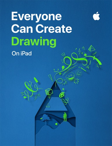 Everyone Can Create Drawing - Apple Education - Apple Education