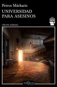 Universidad para asesinos Book Cover