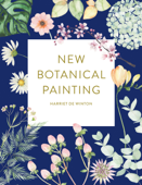 New Botanical Painting Book Cover