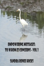 Empowering Messages: To Whom It Concerns - Vol 3