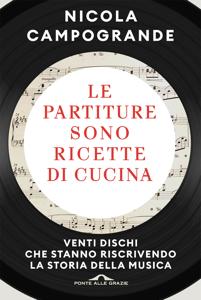 Le partiture sono ricette di cucina Copertina del libro