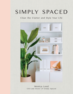 Simply Spaced Copertina del libro