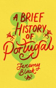A Brief History of Portugal Copertina del libro