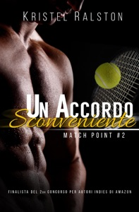 Un accordo sconveniente (Cesare e Kate) Book Cover