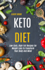 Albert Brook - Keto Diet: Low-Carb, High-Fat Recipes for  Weight Loss To Transform  Your Body And Mind  arte