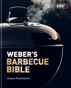 Weber's Barbecue Bible Couverture de livre