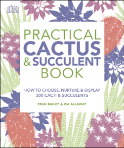 Practical Cactus and Succulent Book Book Cover