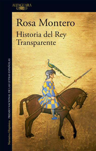 Historia del Rey Transparente by Rosa Montero