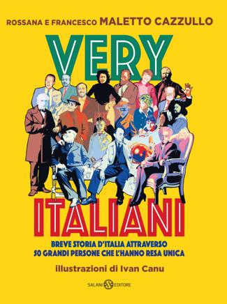 Very Italiani - Rossana Maletto Cazzullo & Francesco Maletto Cazzullo