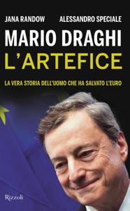 Mario Draghi Copertina del libro