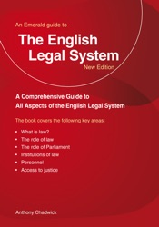 Download and Read Online A Guide to the English Legal System