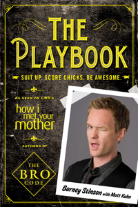 The Playbook Cover Book
