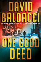 David Baldacci - One Good Deed artwork