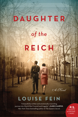 Louise Fein - Daughter of the Reich book
