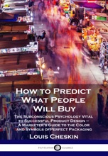 How To Predict What People Will Buy