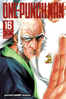 ONE - One-Punch Man, Vol. 16 artwork