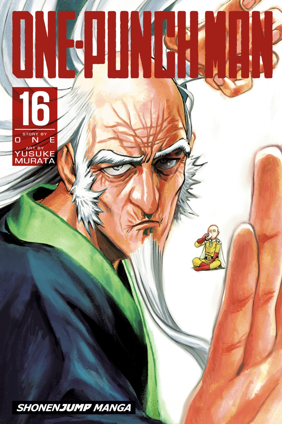 ‎One-Punch Man, Vol. 16