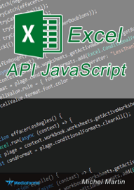 L'API JavaScript pour Excel
