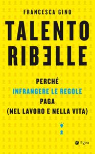 Talento ribelle Libro Cover