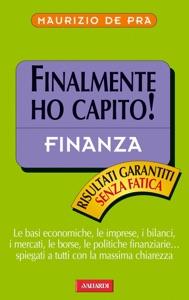 Finalmente ho capito! Finanza Book Cover