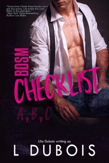 BDSM Checklist: A, B, C