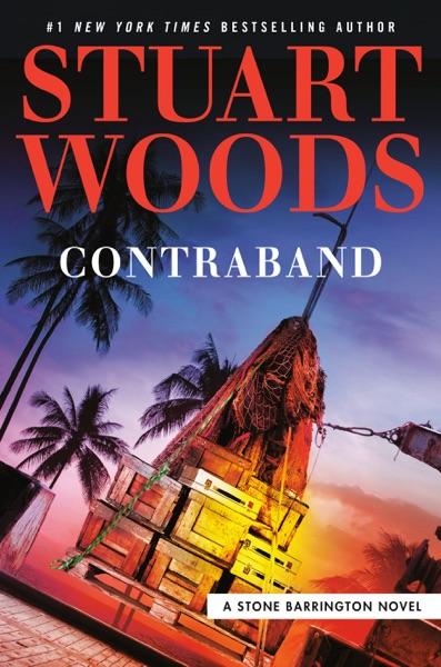 Contraband - Stuart Woods book cover