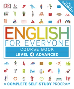 English for Everyone: Level 4: Advanced, Course Book Book Cover