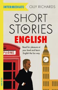 Short Stories in English  for Intermediate Learners Copertina del libro