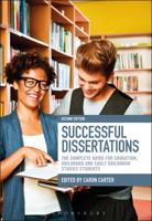 Caron Carter - Successful Dissertations artwork